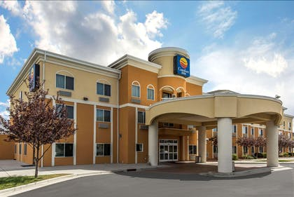 Comfort Inn hotel in Ogden, UT | Comfort Inn Farr West