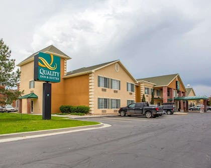 Salt Lake City Quality Inn and Suites | Quality Inn & Suites Airport West
