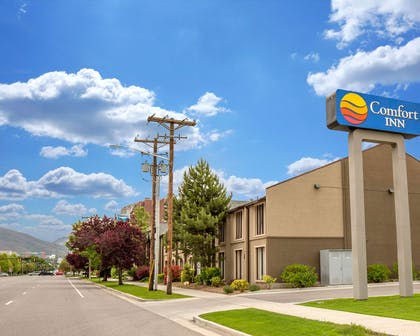 Hotel with beautiful views | Comfort Inn Downtown