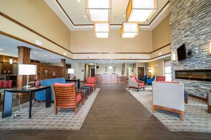 Hotel lobby | Comfort Suites Moab near Arches National Park