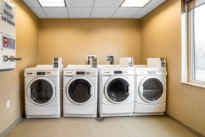 Guest laundry room | Comfort Suites Moab near Arches National Park