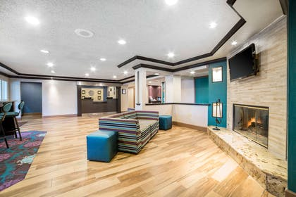 Relax in the comfortable lobby | Comfort Inn West Valley Salt Lake City South