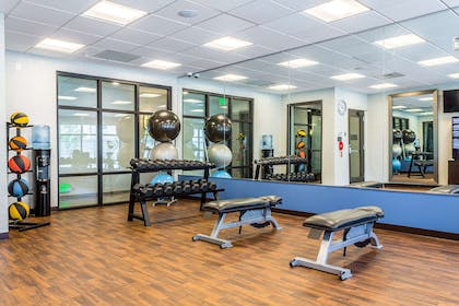 Fitness center | Comfort Inn & Suites Salt Lake City Airport