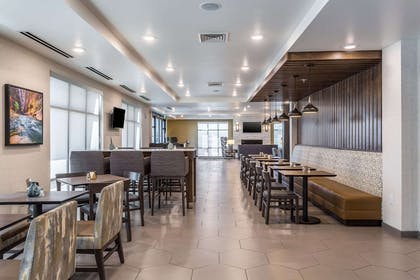 Enjoy breakfast in this seating area | Comfort Inn & Suites Salt Lake City Airport