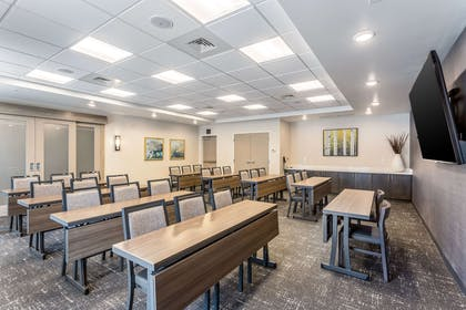 Meeting room | Comfort Inn & Suites Salt Lake City Airport