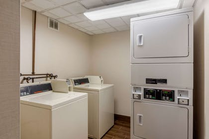 Guest laundry facilities | Comfort Suites South Park