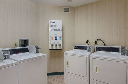 Guest laundry facilities | Mainstay Suites Airport