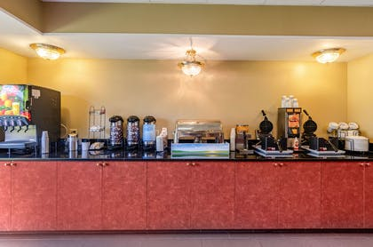 Free breakfast with waffles | Comfort Inn & Suites Christiansburg I-81