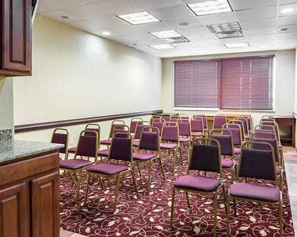 Large space perfect for corporate functions or training | Comfort Inn & Suites Chesapeake - Portsmouth