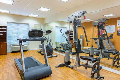 Fitness center | Comfort Suites At Virginia Center Commons
