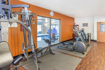 Exercise room | Comfort Suites Suffolk - Chesapeake