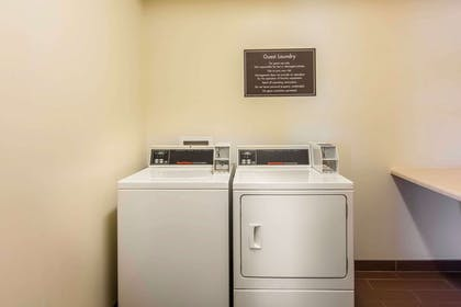 Guest laundry   Sleep Inn & Suites At Fort Lee