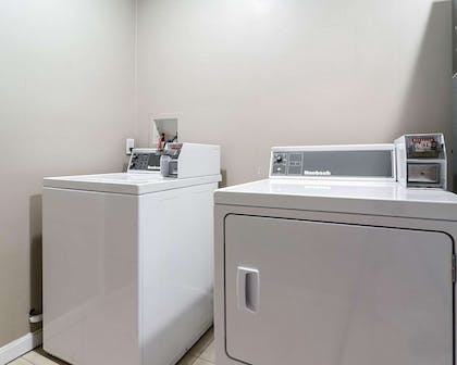 Guest laundry facilities   Quality Inn & Suites Williamsburg Central