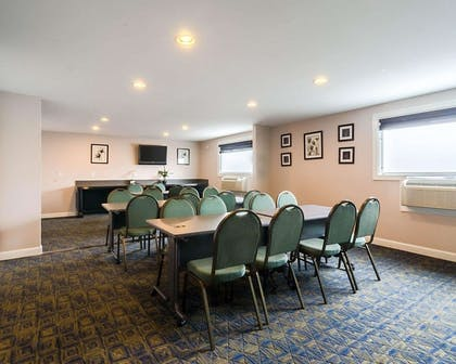 Large space perfect for corporate functions or training   Quality Inn & Suites Williamsburg Central