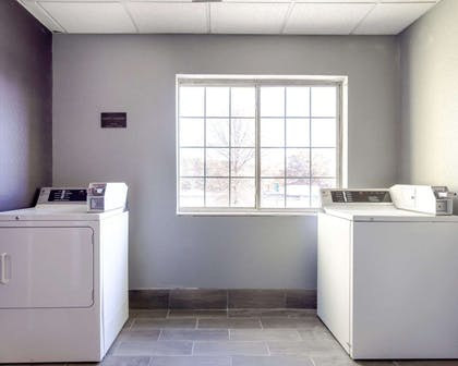 Guest laundry facilities | Quality Inn & Suites Ashland near Kings Dominion