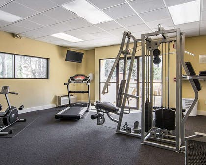 Fitness center | MainStay Suites Williamsburg I-64