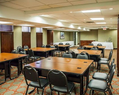 Meeting room | The Virginian Suites, an Ascend Hotel Collection Member