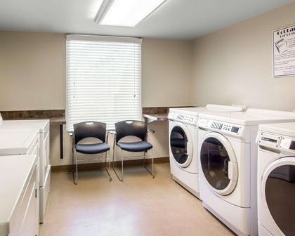 Guest laundry facilities | Bluegreen Vacations Patrick Henry Square, Ascend Resort