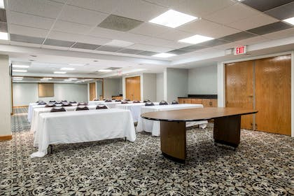 Large space perfect for corporate functions or training | Comfort Suites South Burlington near University