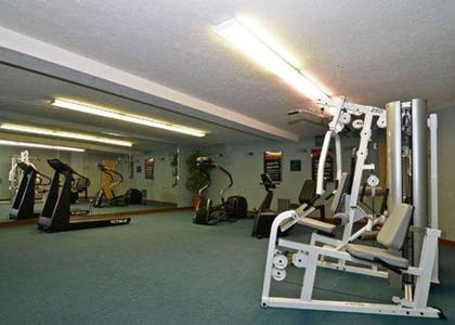 Exercise room | Quality Inn Conference Center