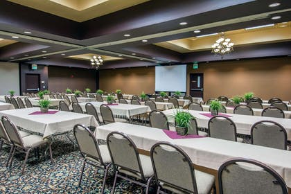 Large space perfect for corporate functions or training | Quality Inn Conference Center
