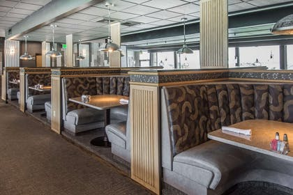 Enjoy a meal at the on-site restaurant | Quality Inn Conference Center