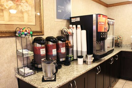 Free coffee | Comfort Inn Central University South