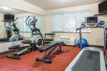 Fitness center | Comfort Inn Lacey - Olympia