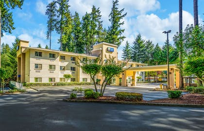 Hotel exterior | Comfort Inn Lacey - Olympia