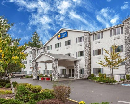 Hotel exterior | Comfort Inn Conference Center Tumwater - Olympia