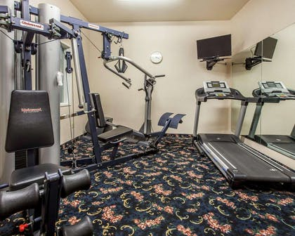 Exercise room | Comfort Inn Conference Center Tumwater - Olympia