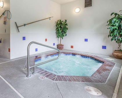 Indoor hot tub | Comfort Inn Conference Center Tumwater - Olympia
