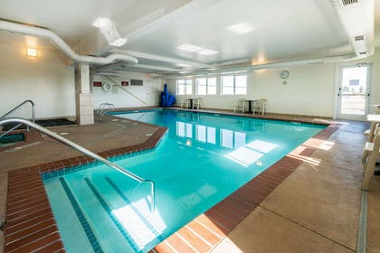 Indoor pool | Quality Inn & Suites at Olympic National Park