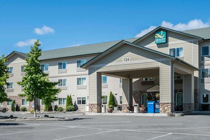 Quality Inn | Quality Inn & Suites at Olympic National Park