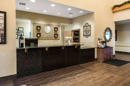 Front desk | Comfort Inn And Suites Walla Walla