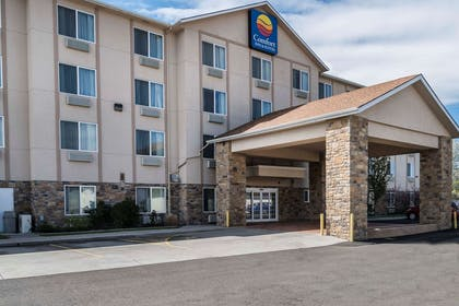 Hotel exterior | Comfort Inn And Suites Walla Walla