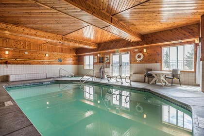 Indoor pool | Comfort Inn And Suites Walla Walla