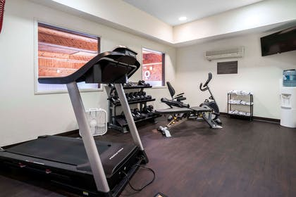 Exercise room   Comfort Inn And Suites Walla Walla