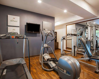 Fitness center | Comfort Suites Moses Lake