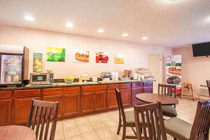 Free continental breakfast   Quality Inn And Suites Vancouver