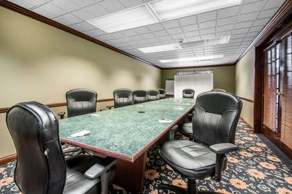 Boardroom | Comfort Suites Madison