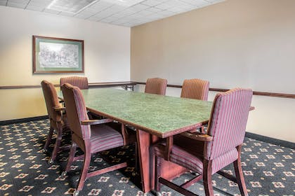 Conference Room | Comfort Suites Madison
