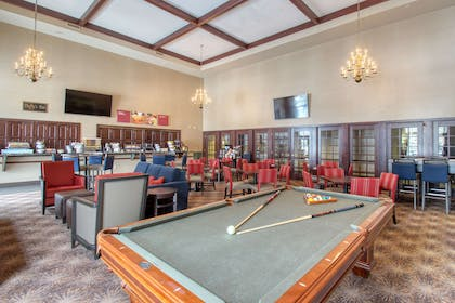 Pool table | Comfort Suites Madison
