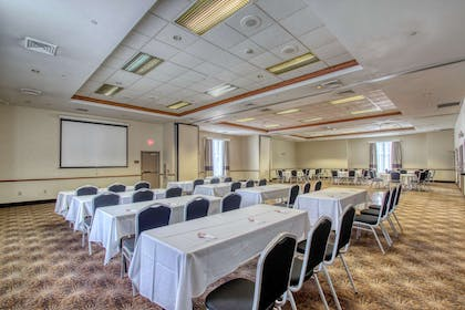 Large space for receptions, parties, anniversaries, and business   Comfort Suites Milwaukee Airport