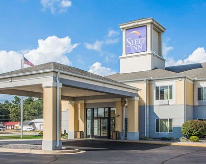 Hotel exterior | Sleep Inn And Suites