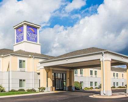 Sleep Inn hotel in Wisconsin Rapids, WI | Sleep Inn And Suites