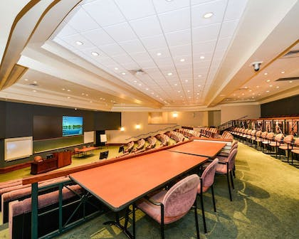 Conference center | Kress Inn, an Ascend Hotel Collection Member