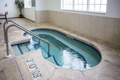 Indoor hot tub   Sleep Inn & Suites Conference Center