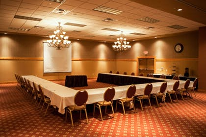 Large space for receptions, parties, anniversaries, and business   Sleep Inn & Suites Conference Center