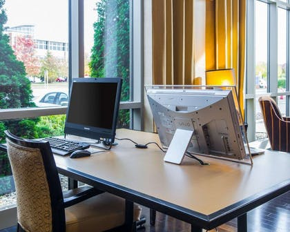 Business services available   Cambria Hotel Madison East